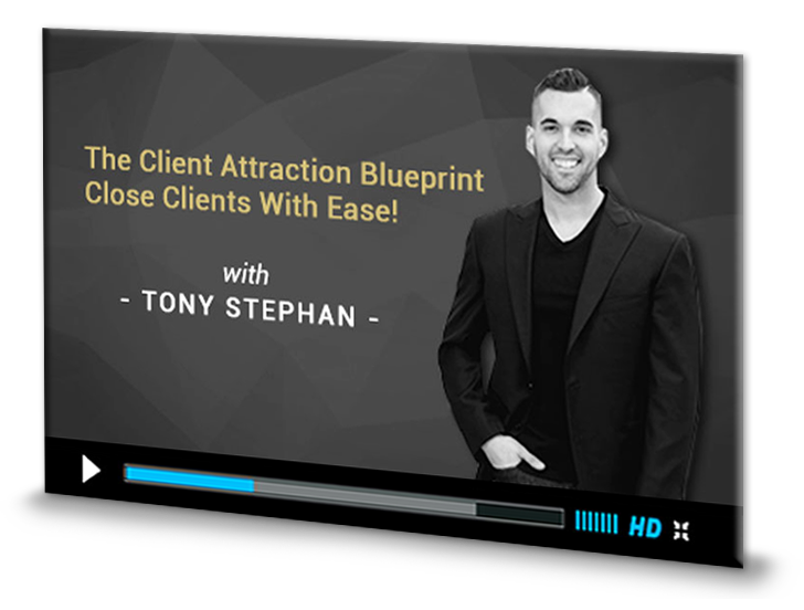The Client Attraction Blueprint