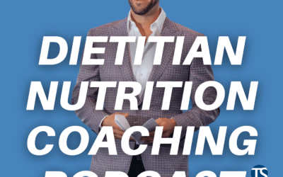 Going From Zero Clients To Making 25K Per Month ft. Abby Penamonte With Tony Stephan – Dietitian Nutrition Coaching Podcast Ep. 117